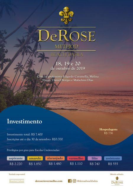 DeROSE Beach Bahia 2019